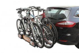 Крепление велосипеда на прицеп. устр. PERUZZO Parma (3 вел.) сталь