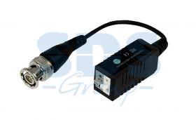 Приемо-передатчик видео (BNC) по витой паре Блистер PROCONNECT