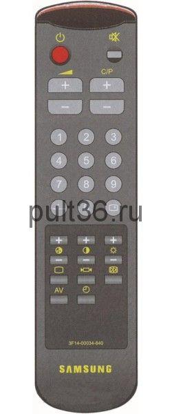 Пульт ДУ Samsung 3F14-00034-840 (-842, -843, -890)