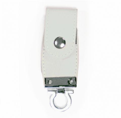 4GB USB-флэш накопитель Apexto U503C гладкая белая кожа OEM