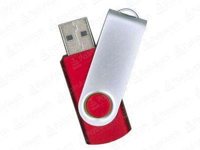 4GB USB-флэш накопитель Supertalent SM-RR раскладной красный без блистера