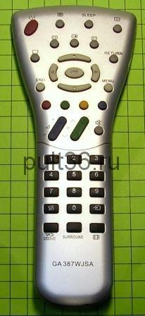 Пульт ДУ Sharp GA387 WJSA LCDTV