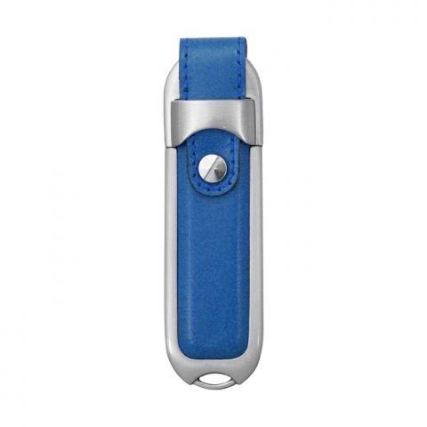 4GB USB-флэш накопитель Supertalent DL-BL синяя кожа без блистера