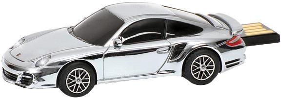 8GB USB-флэш накопитель Apexto UM302 Porsche металик