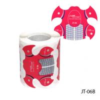 Универсальные одноразовые формы (бумажные, на клейкой основе) JT-06В, 150 штук