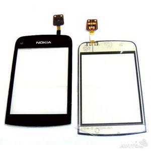 Тачскрин Nokia C2-02/C2-03/C2-06 (black) Оригинал