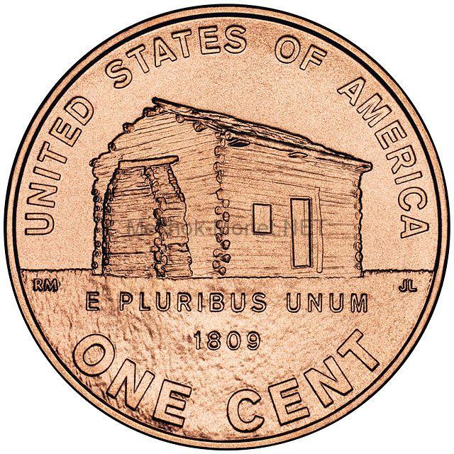 1 цент США Дом