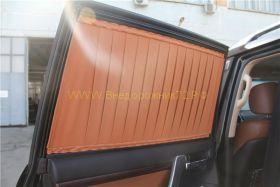"""Шторки """"Браунстоун""""  для Toyota Land Cruiser 200"""