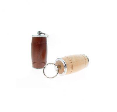 4GB USB-флэш накопитель Apexto UW-0071 деревянная бочка
