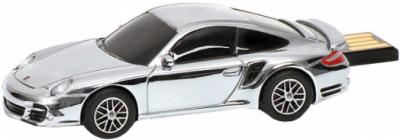 4GB USB-флэш накопитель Apexto UM302 Porsche silver, metalic в блистере