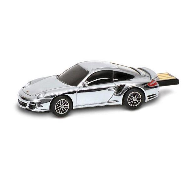 16GB USB-флэш накопитель Apexto UM302 Porsche металик