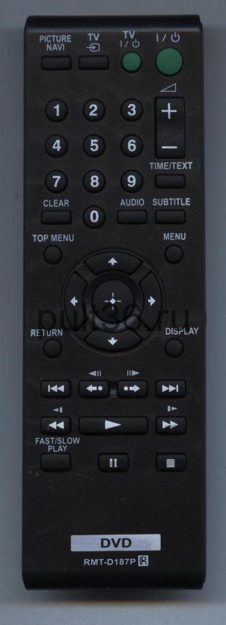 Пульт ДУ Sony RMT-D187P, RMT-D189P