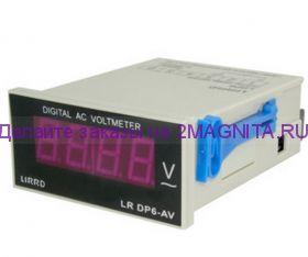 Вольтметр DP-6 600в