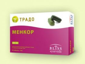 МEНКОР, 60т (аюрведическая формула для поддержания женского здоровья)