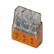 2273-243 Электромонтажные экспресс-клеммы (3*2.5мм2 с пастой) 100шт WAGO