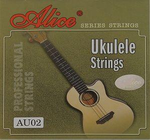 ALICE AU04 Струны для укулеле
