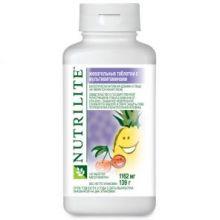 Nutrilite жевательные таблетки с мультивитаминами 120 таблеток