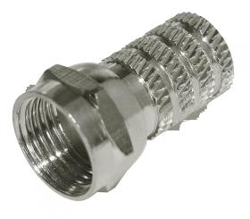 РАЗЪЕМ F-разъем RG-6 (03-008C) REXANT