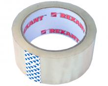 Скотч упаковочный 48мм x 66м., 50мкм, прозрачный REXANT