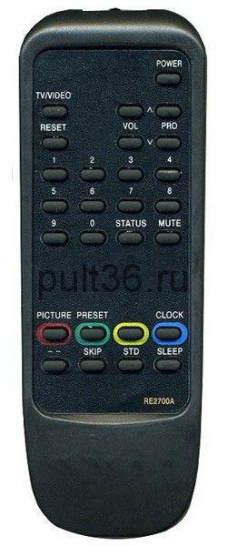 Пульт ДУ Supra RE-2700A (RE2900)