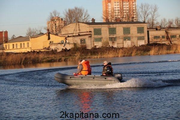 Лодка ПВХ Викинг VN-360 LS