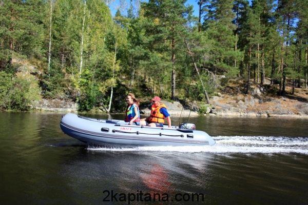 Лодка ПВХ Антей-380