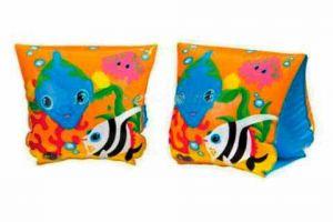 Детские надувные нарукавники для плавания