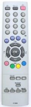 Пульт ДУ Toshiba CT-8006 (CT-8013)