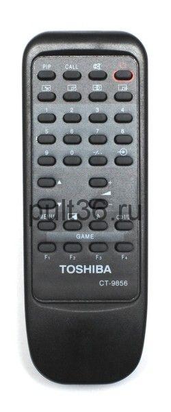Пульт ДУ Toshiba CT-9856