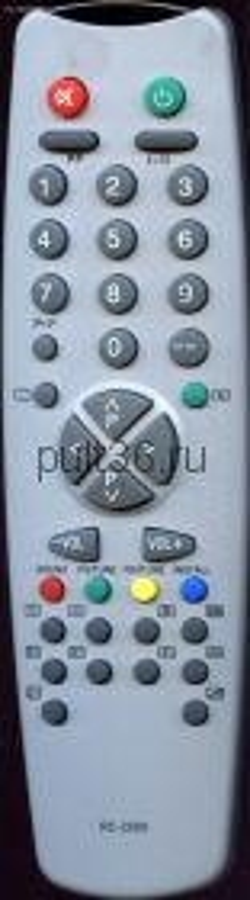 Пульт ДУ Vestel RC-2000, RC-3040, Sanyo 11UV19-2