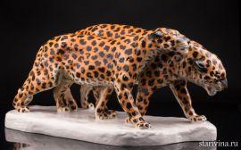 Два леопарда, Schwarzburger, Германия, 1909 - 1925 гг