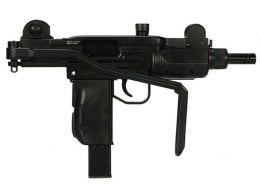 (Акция завершена) Автомат Gletcher UZM + пулеулавливатель Borner на 4 мишени
