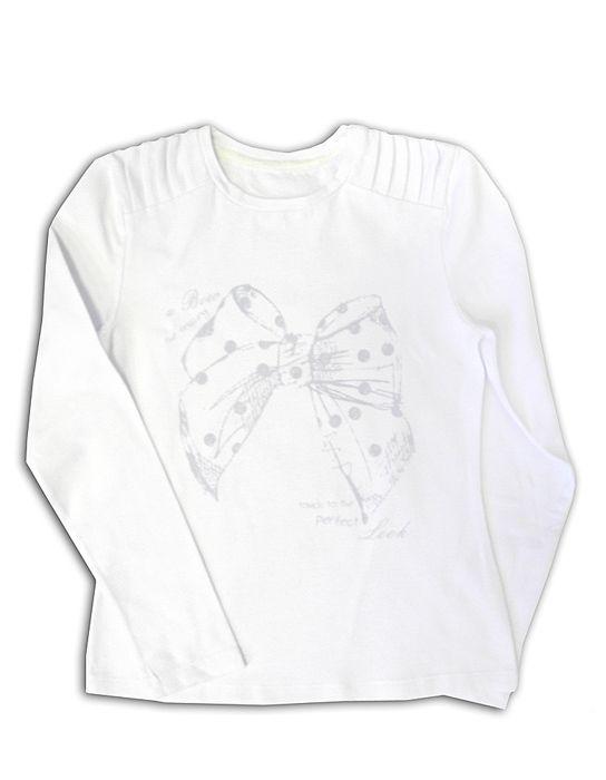 Блуза для девочки Бант