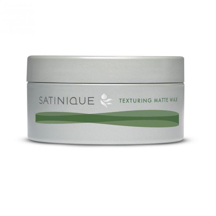 Satinique Моделирующий воск с матовым эффектом для волос
