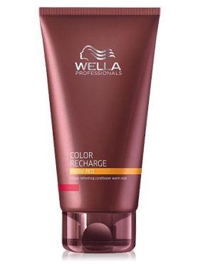 Wella Warm Red Бальзам - уход для красных оттенков