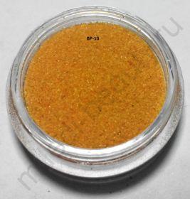 Бархатный песок, BP-13, тёмно-жёлтый