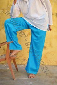 Летние прямые мужские штаны из хлопка (разные цвета)