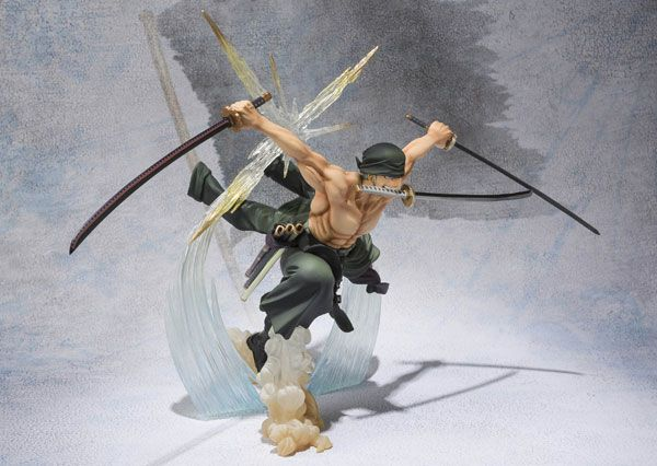 Фигурка One Piece: Roronoa Zoro Battle Ver.