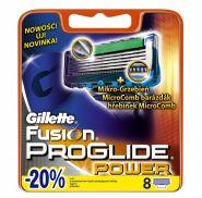 Сменные лезвия Gillette Fusion ProGlide Power (8 шт.)