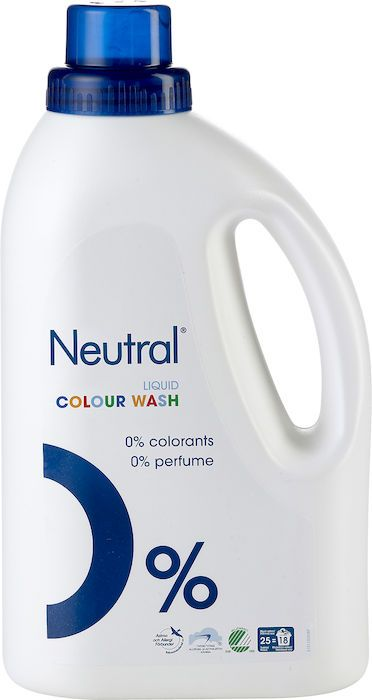 Neutral color wash гель 1 л