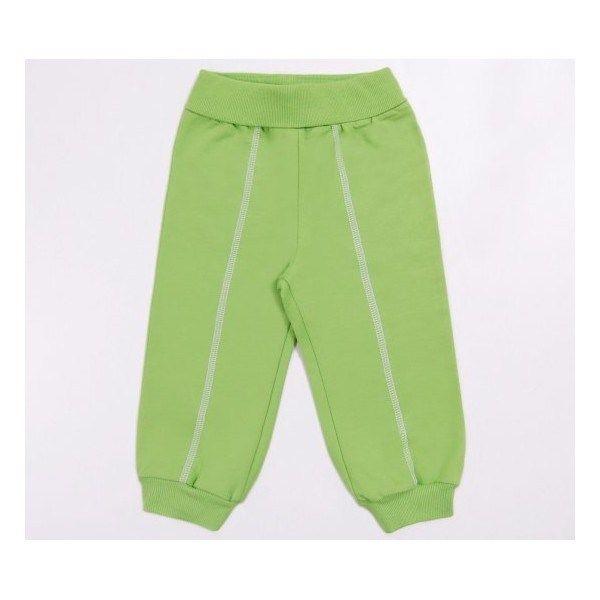 Брюки для девочки зеленые