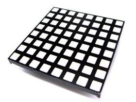 LED Матрица 8X8 RGB (Квадрат)