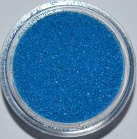 Бархатный песок темно-голубой (БП-18), 5 грамм