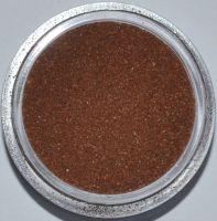 Бархатный песок коричневый (БП-21), 5 грамм