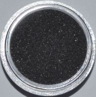 Бархатный песок темно-серый (БП-22), 5 грамм