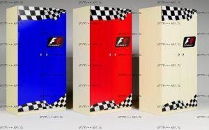 Шкаф 2-х дверный Формула ФА-Ш3 (90х56х181)