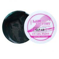 Гель-краска Lady Victory, (5 грамм) GLP-68
