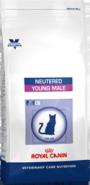 Royal Canin NEUTERED YOUNG MALE - Корм для кастрированных котов до 7 лет (3,5 кг)