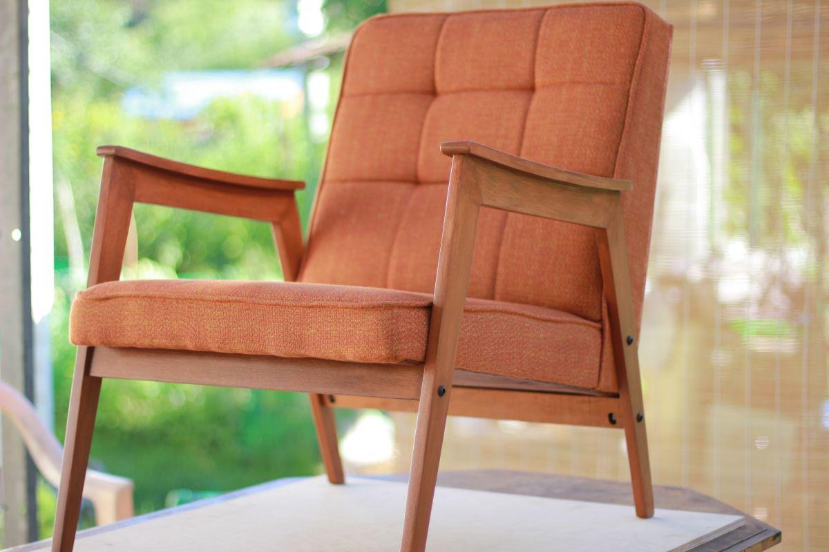 Кресло винтажное. 1970-е.