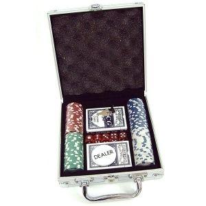 Набор покер (100 фишек)